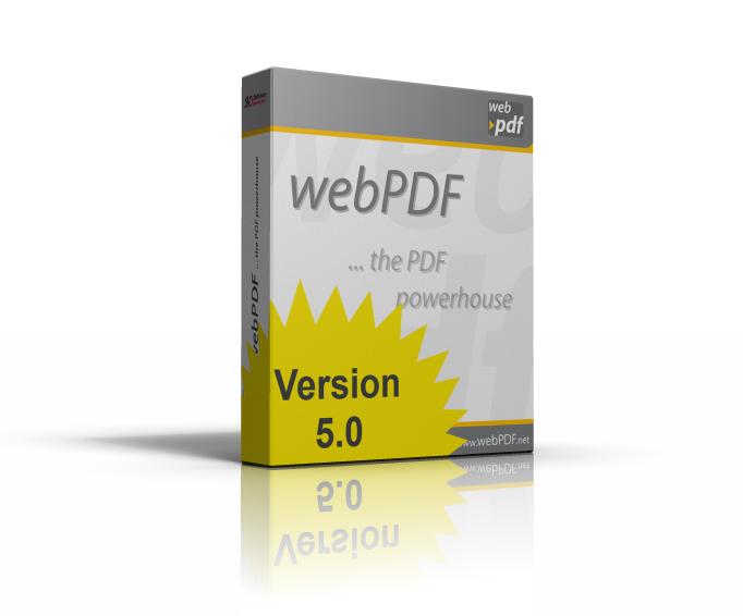 webPDF 5