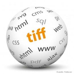 Export von PDF-Dokumenten nach TIFF