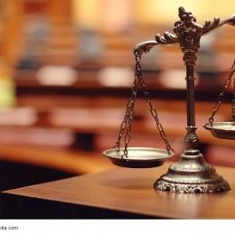 Waage - Symbol für Justiz
