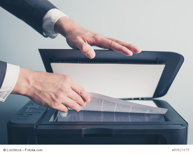 Scanner und Kopierer