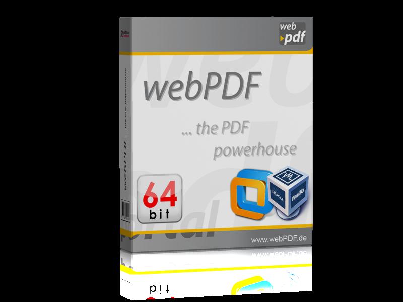 webPDF 6 Produktbox
