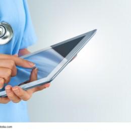 Tablet: Symbolbild für Digitalisierung