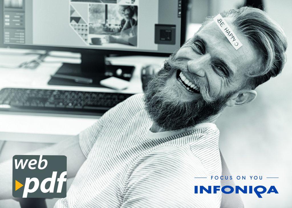 webPDF bei Infoniqa
