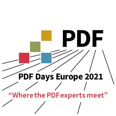 PDF Days 2021