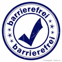 barrierefrei siegel
